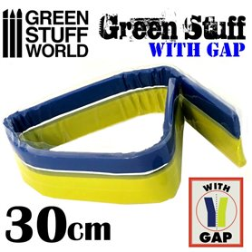 Green Stuff World KNEADATITE WITH GAP - szpachlówka epoksydowa - 30cm