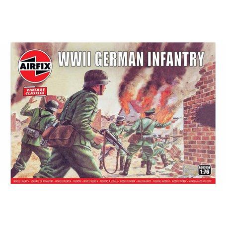 Airfix 00705V WWII German Infantry 1/76