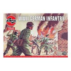 Airfix VINTAGE CLASSICS 1:76 WWII GERMAN INFANTRY