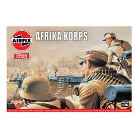 Airfix VINTAGE CLASSICS 1:76 WWII AFRICA CORPS