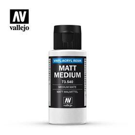 Vallejo MATT MEDIUM - 60ml