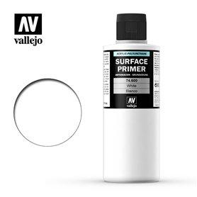 Vallejo SURFACE PRIMER Podkład akrylowy biały / 200ml