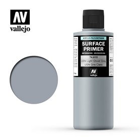 Vallejo SURFACE PRIMER USN Light Ghost Grey