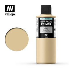 Vallejo SURFACE PRIMER Podkład akrylowy DESERT TAN - 200ml