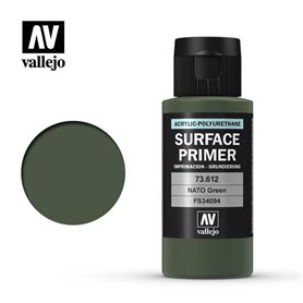 Vallejo SURFACE PRIMER NATO Green FS34094