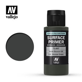 Vallejo SURFACE PRIMER UK Bronze Green