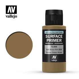 Vallejo SURFACE PRIMER German Green Brown RAL8000