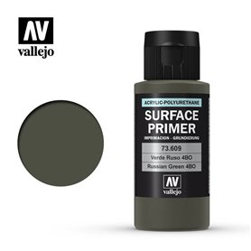 Vallejo SURFACE PRIMER Russian Green 4BO
