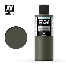 Vallejo Podkład akrylowy SURFACE PRIMER 200ml Russian Green