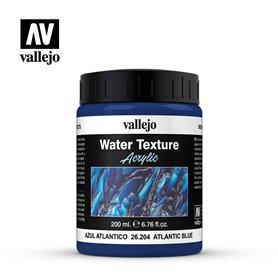 VALLEJO Sztuczna woda Błękit Atlantyku