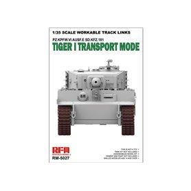 RFM-5027 Workable Transport Tracks for Tiger