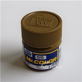 Mr.Color C055 Khaki - MATOWY - 10ml