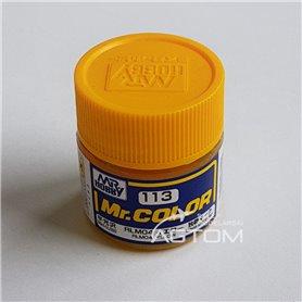 Mr.Color C113 Yellow - RLM 04 - SATYNOWY - 10ml