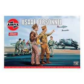 Airfix 00748V USAAF Personel  1/76
