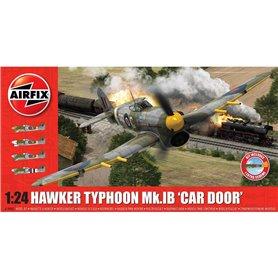 Airfix 19003A Hawker Typhoon1B Ca Door+kalki Luftw
