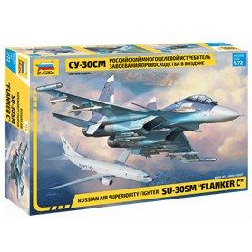 Zvezda 1:72 Sukhoi Su-30SM Flanker-C