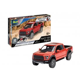 Revell 1:25 Ford F-150 Raptor - EASY CLICK SYSTEM