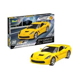 Revell 1:25 2014 Corvette Stinger - EASY-CLICK SYSTEM