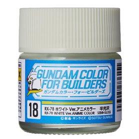 Mr.Color UG-18 RX-78 White