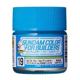 Mr.Color UG-19 RX-78 Blue