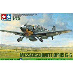 Tamiya 1:72 Messerschmitt Bf-109 G-6