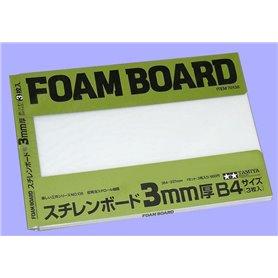 Tamiya 70138 Foam Board 3mm *3