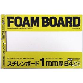 Tamiya 70196 Foam Board 1mm B4 *6