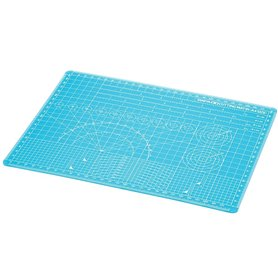 Tamiya 74149  Cutting Mat (A4 Size/Blue)