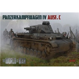 IBG The World At War No010 Pz.Kpfw.IV Ausf C