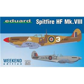 Eduard 1:48 Supermarine Spitfire HF Mk.VIII - WEEKEND edition