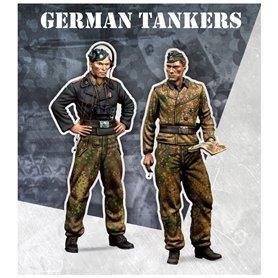 Scale75 1:48 German tankers