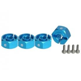 3Racing Wheel Adaptor (6mm) - Thick