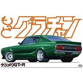 Aoshima 04832 1/24 Skyline HT 2000GT-R Nissan