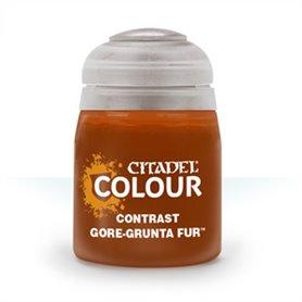 Citadel Contrast Gore-Grunta Fur