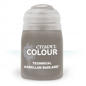 Citadel Technical Agrellan Badland