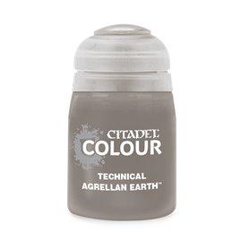 Citadel Technical Agrellan Earth