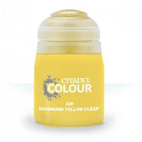 Citadel Airsigismund Yellow Cl