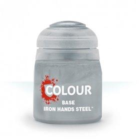 Citadel BASE Iron Hands Steel - 12ml