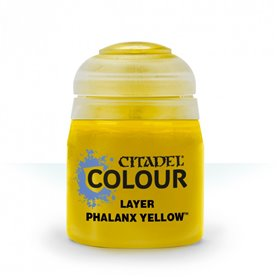 Citadel Layer phalanx Yellow
