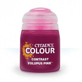 Citadel Contrast Volupus Pink