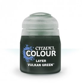 Citadel Layer vulkan Green