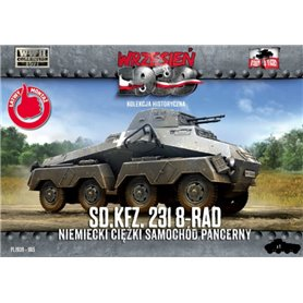 First To Fight PL065 - Sd.Kfz.231 8- Rad.