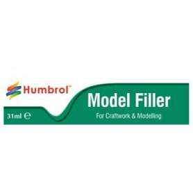HUMBROL Szpachlówka MODEL FILLER 31ml