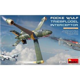 Mini Art 40002 Focke- Wulf Triebflugel Interceptor