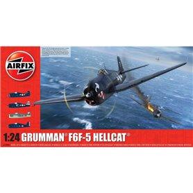 Airfix 19004 Grumman F6-F5 Hellcat 1/24