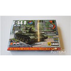Ammo of Mig 1:72 T-54B