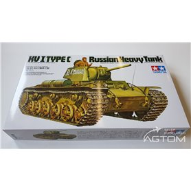 Tamiya 1:35 KV-I (Type-C) / KW-1