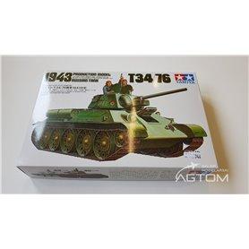 Tamiya 1:35 T-34/76 Model 1943
