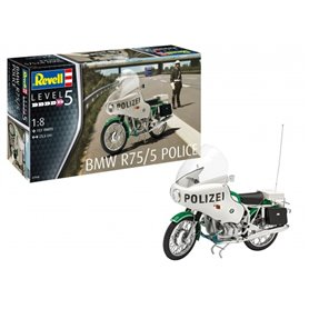 Revell 07940 BMW R75/5 Police  1/8