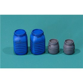 Plastic food containers Set1